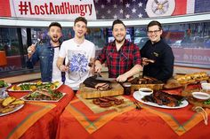 SORTEDFood kicks off their #LostAndHungry tour: What should they eat in L.A.?