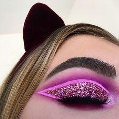 #makeup #glittermakeup