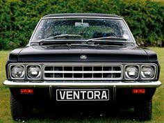 Vauxhall Ventora - 1968
