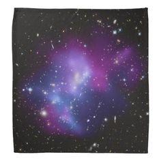 Purple Galaxy Cluster Do-rag