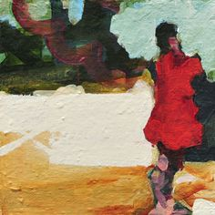Ruth Franklin, untitled (RF5528), 2012 acrylic on canvas, 10 x 10 inches