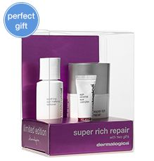 Super Rich Repair Holiday Gift Set - hydrate, replenish, fortify by Dermalogica