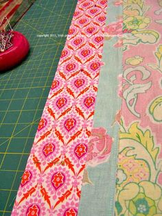 french seam tutorial - may never do this but it's worth pinning.