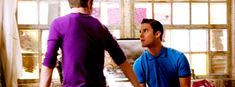 Kurt knows you too well, Blaine.