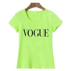 2017 Punk Style Summer Tshirt Harajuku Tumblr VOGUE Letter printed t shirt women Tops Blusa