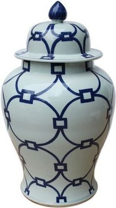B&W Lover Locks Temple Jar