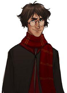 Harry Potter by Makani