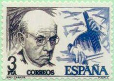 Pau Casals (29/12/1876 - 22/10/1973)