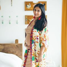 Tauta-Home (@tautahome) • Instagram-Fotos und -Videos Kimono Cardigan, Kimono Top, Amanda, Sari, Chic, Instagram, Videos, Tops, Girls