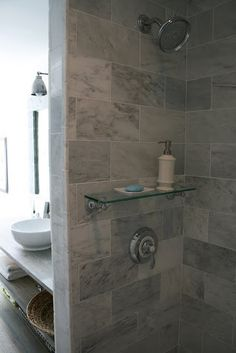 Love this shower tile