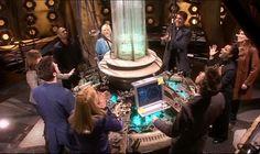 50 years of Doctor Who in 50 screengrabs.  Fantastic memories!