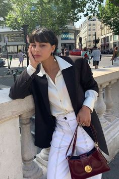 Influencer Summer Buys: You read it hear first—Elleme will be autumns favourite bag brand. Brown Fashion, Look Fashion, Spring Fashion, Girl Fashion, Autumn Fashion, Fashion Outfits, Fashion Tips, Fashion Trends, Fashion Ideas