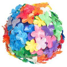 Heath Nash: Flowerball Lamp Shade