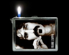 Frank Zappa Cigarette Case Wallet With by BestCigaretteCase, $8.99