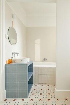 Basics Lot de 3/accessoires de salle de bain Moderne Bronze huil/é