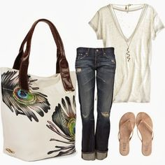 Perfect summer outfits for ladies | Fashion World