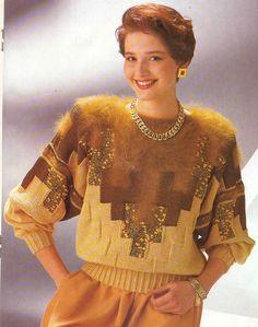 Журнал: Swetry 1995 \11-12 - Вяжем сети - ТВОРЧЕСТВО РУК - Каталог статей…