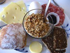 breakfast in denmark - muesli