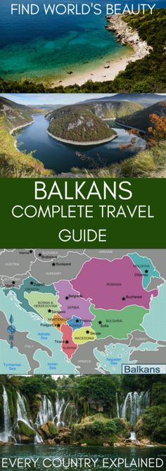 Balkans travel overview: a comparison of the former Yugoslav republics with practical tips – Find World's Beauty