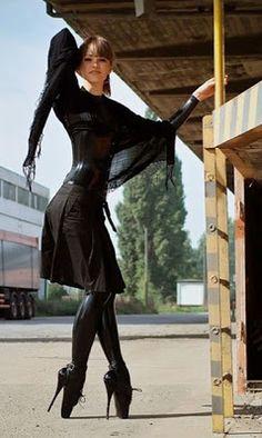 Kostuum van Provocatie: september 2011