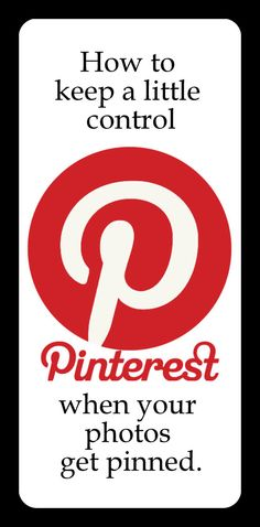 The V Spot: Pinterest's new auto-descriptions (What I've learned about my photos and some unsolicited advice.)