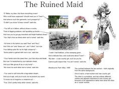 the ruined maid - Google Search
