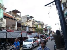Hanoi, Old And New, Street View