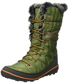 Columbia Women's Heavenly Omni-Heat Mid Calf Boot ** Very kind of your presence to have dropped by to view our picture. (This is our affiliate link) Columbia, Snow Boots Women, Mid Calf Boots, Partner, Hiking Boots, Heavenly, Copper, Bright, Shoes