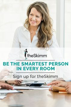 theSkimm delivers the top headlines and stories right to your inbox each morning. This daily email newsletter keeps you informed on everything from politics to pop culture to world news. It's easy to be the smartest person in the room when you've got a little help. Sign up for free today.