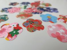 Stickers chiyogami