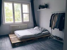 habitacion en blanco