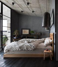 Deco Chambre Masculine Wabi Sabi Style Japonais Idée Lumineuse, Inspiration  Chambre A Coucher, Salle