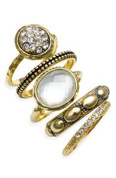 stackable rings #jewellery #bijoux #silver #ring #кольцо #украшение  #ювелирные #изделия #fashionkiosk #fk #ювелирный #интернет-магазин