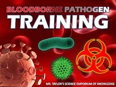 In this highly engaging, visual, and interactive PowerPoint you will learn everything regarding Bloodborne Pathogens and Laboratory Safety. This product can be used for your students in the lab or even at your job with your employees.