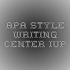 In social sciences—like psychology, anthropology, and sociology—you may be asked to use the APA (American Psychological Association) style for documenting sources. Apa Style Writing, Apa Formatting, Human Genome, American Psychological Association, Rare Disease, Research Institute, Social Science, Genetics, Disorders