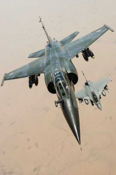 Mirage F1 and Rafale