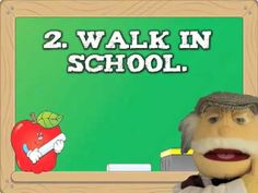 The Rules of the Classroom Song - YouTube. Great for the first week!