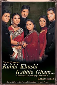 Watch->> Kabhi Khushi Kabhie Gham 2001 Full - Movie Online