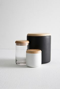 Ila Medium Glass Canister | New In