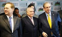 Ex-deputado está preso: Melo: Atrito de Renan e Temer prova que Cunha ainda ronda o poder