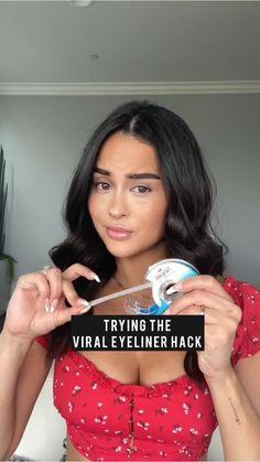 Cute Makeup, Glam Makeup, Gorgeous Makeup, Skin Makeup, Makeup Tips, Beauty Makeup, Makeup Looks, Beauty Skin, Hair Beauty