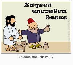 Tia Paula: Zaqueu - Lucas 19, 1-9