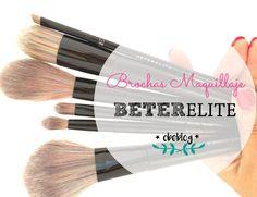 Las mejores brochas de maquillaje de @BeterSpain
