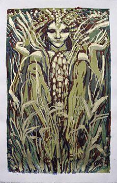 Corn Goddess