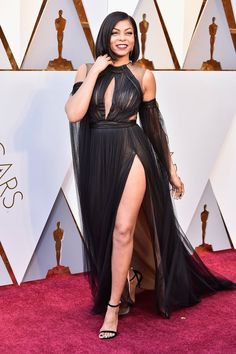 6e14f2aa64d801 All the Best Red Carpet Looks from the 2018 Oscars. Vera WangOscars Red  Carpet DressesRed ...