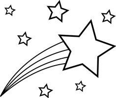 shooting stars clipart black and white clipart panda free rh pinterest com shooting star clipart images shooting stars clipart on transparent background