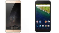 ZTE Nubia Z11 vs Google Nexus 6P Subscribe! http://youtube.com/TechSpaceReview More http://TechSpaceReview.tumblr.com