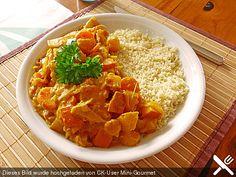 Kürbis - Curry, ein sehr leckeres Rezept aus der Kategorie Gemüse. Bewertungen: 26. Durchschnitt: Ø 4,1.
