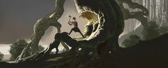 By: Adam Brockbank. Jack the giant slayer © Warner Brothers Productions 2011 Artist Film, Comic Artist, Jack The Giant Slayer, Environment Concept, Concept Art, History, Comics, Auradon, Creative