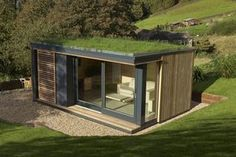 Choosing a shed - Pod Space Pod Space is a new garden office company - with a rather nice web site - set up by architecturally trained designer Ben Lord. Interestingly, and this is a trend I expect to see more of in the pods (there are three models) Garden Office Shed, Backyard Office, Backyard Studio, Backyard Cottage, Garden Cottage, Tiny House, Garden Pods, Herb Garden, Indoor Garden